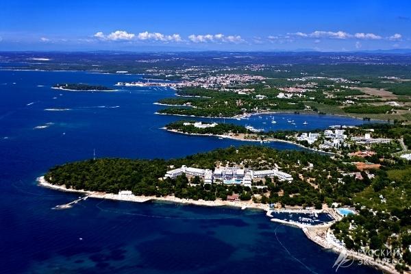 Отзыв об отеле Delfin 2*, п-ов Истрия (Istria)