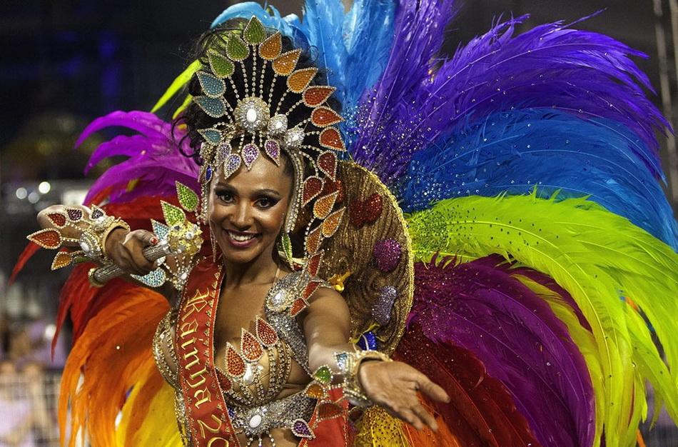 Карнавал в Рио-де-Жанейро и водопады Игуасу