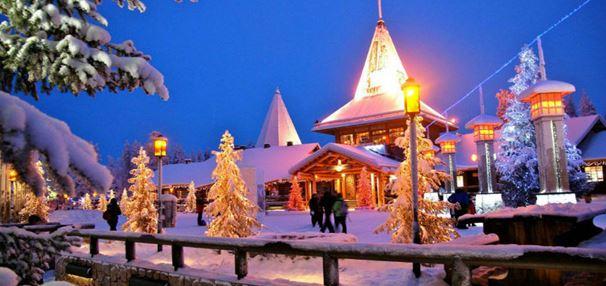 Lapland Santa park