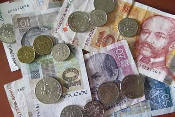 Деньги в Хорватии